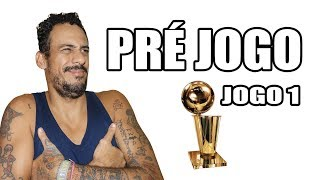 PRÉ JOGO   NBA FINALS JOGO 1   NBA LIVE 18