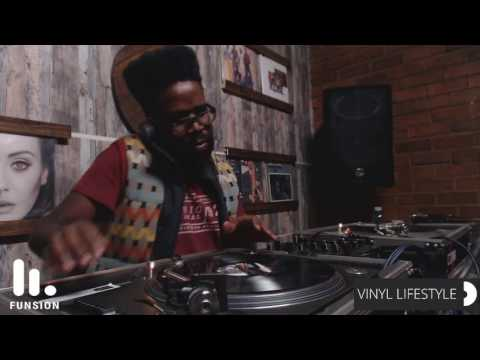 "Billy Jackson aka Bubbles Live At Vinylifestyle ""Johannesburg South Africa"" Deeper Dimensions #70"