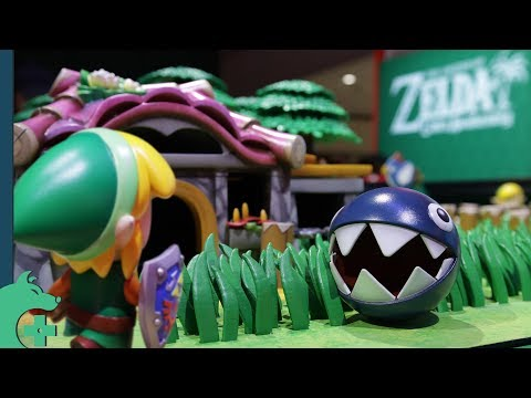 Link's Awakening For Nintendo Switch Hand's On Impressions [E3 2019]