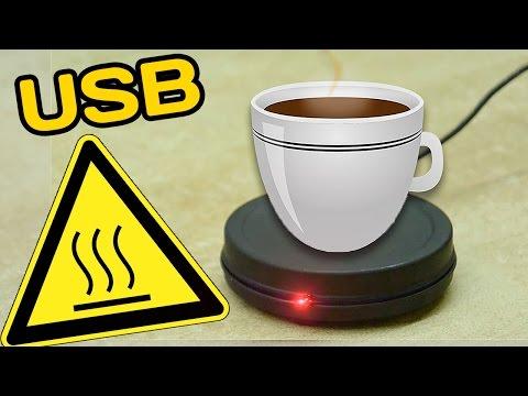 USB Подставка под кружку с охлаждением и подогревом купить