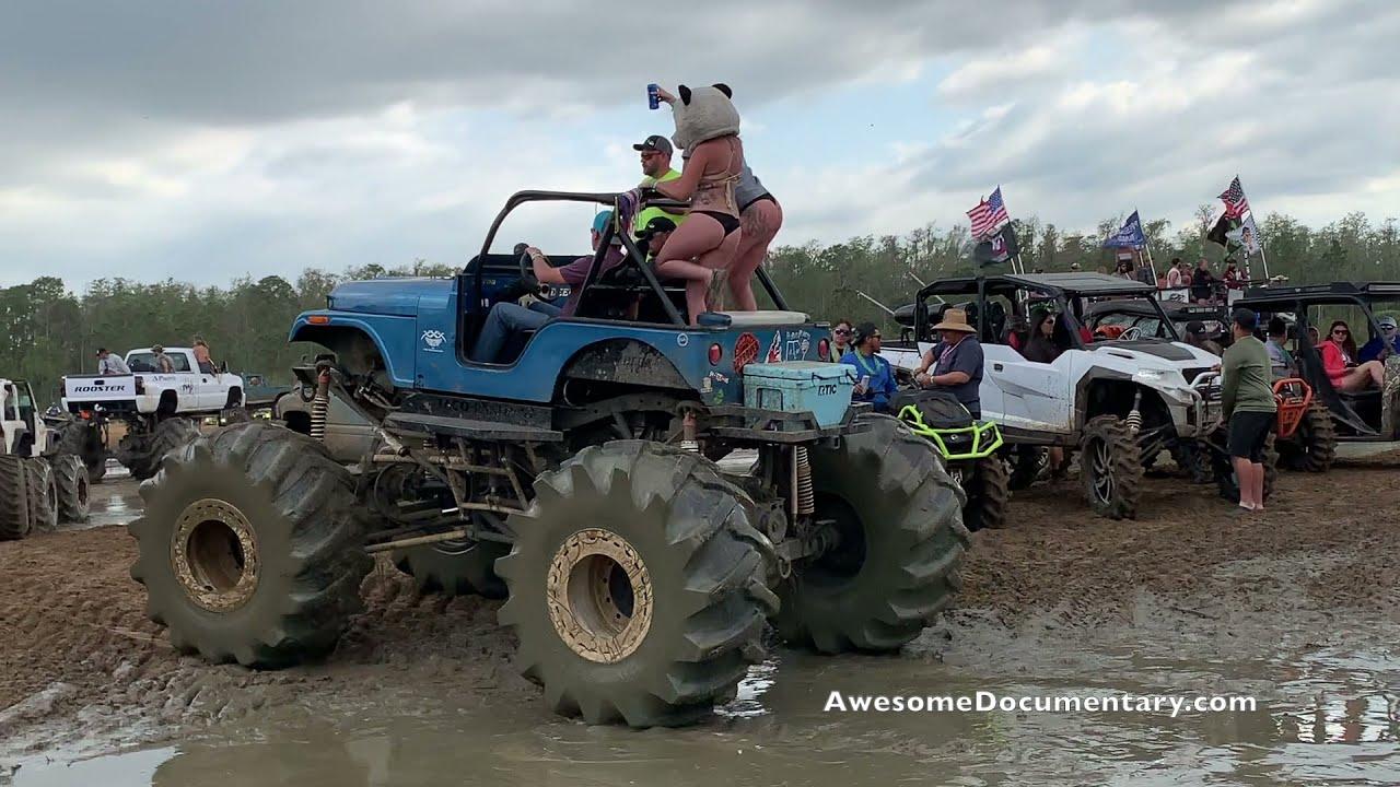 Redneck Mud Park -  Mud Trucks Gone Wild 2021