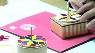 城崎の伝統工芸品「麦わら細工」体験