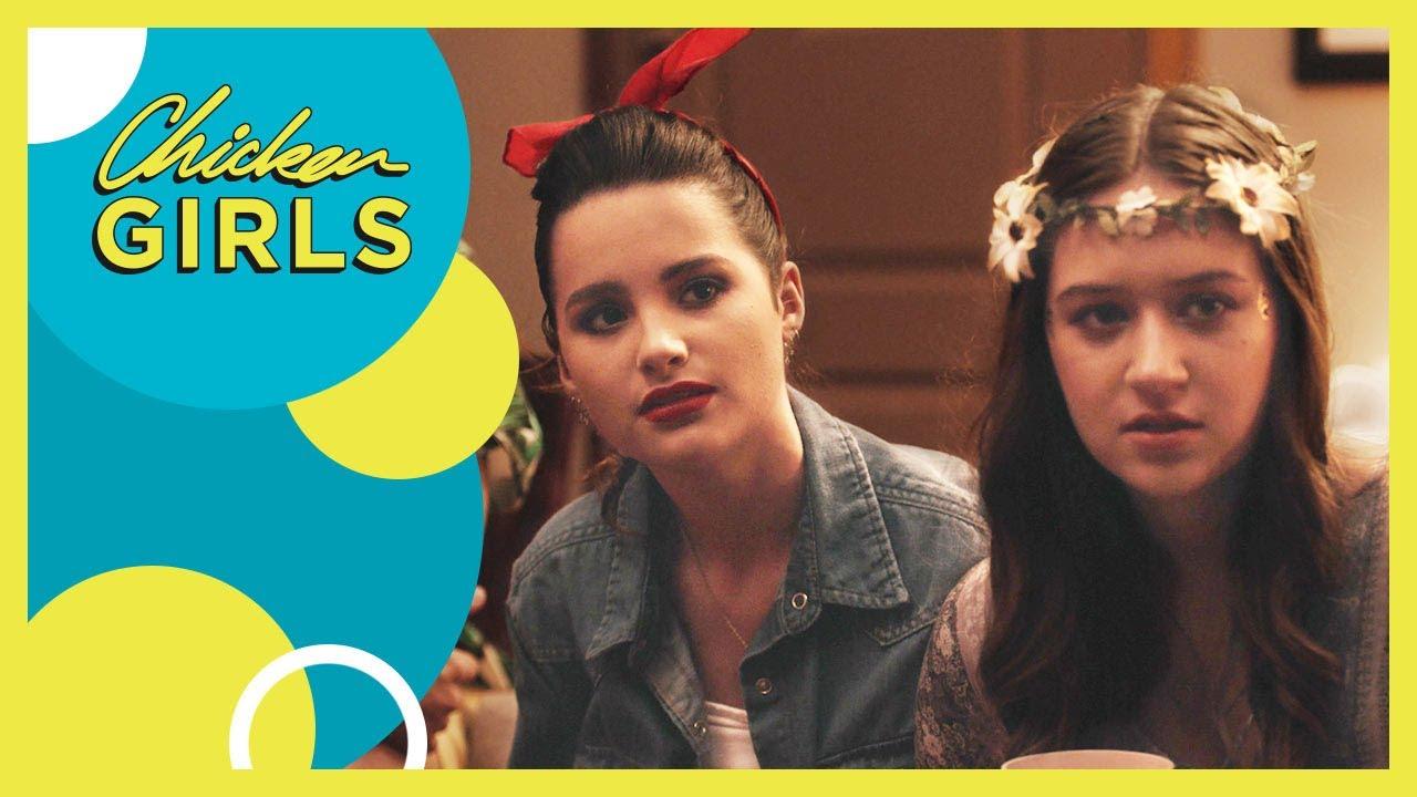 "Download CHICKEN GIRLS | Season 5 | Ep. 9: ""Three Knocks"""