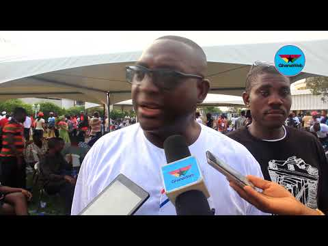 Members of Parliament pleased with Greater Accra Regional elections