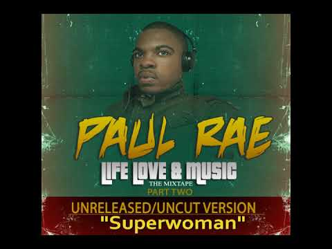 Paul Rae Music: Superwoman #superwoman