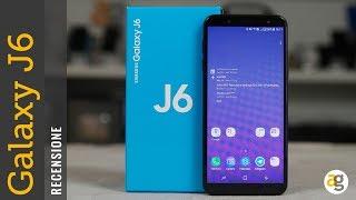 Recensione Samsung GALAXY J6 2018