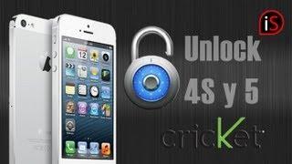 Como Desbloquear tu iPhone 4S/5/5C/5S CDMA a GSM Cricket/Verizon(Somos iPhone Solutions MTY, tu ya nos conoces! ACTUALIZACIÓN Enero 2014: Este metodo ya no es soportado para iPhone de compañía Cricket ..., 2013-04-27T01:12:21.000Z)