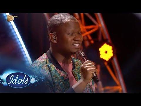 Top 3 Reveal: Mthokozisi serves power vocals