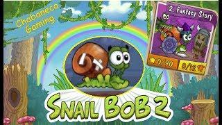 Snail Bob 2 - Fantasy Story -  Funny Moments