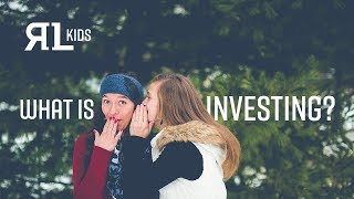 What is Investing? Kids Webinar: March 2015