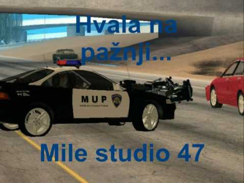 GTA Croatia Breaking the law