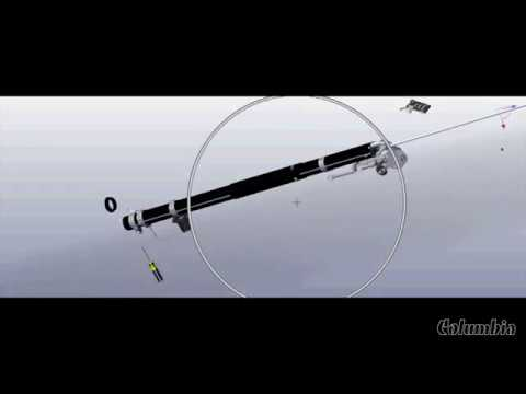 Columbia Taper Cable Maintenance Animation