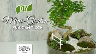 DIY: süßer Miniatur-Garten als Frühlingsdeko für den Tisch [How to] Deko Kitchen