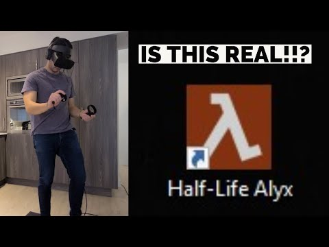 Half-Life Alyx - Spoiler FREE Review From Rift S User.