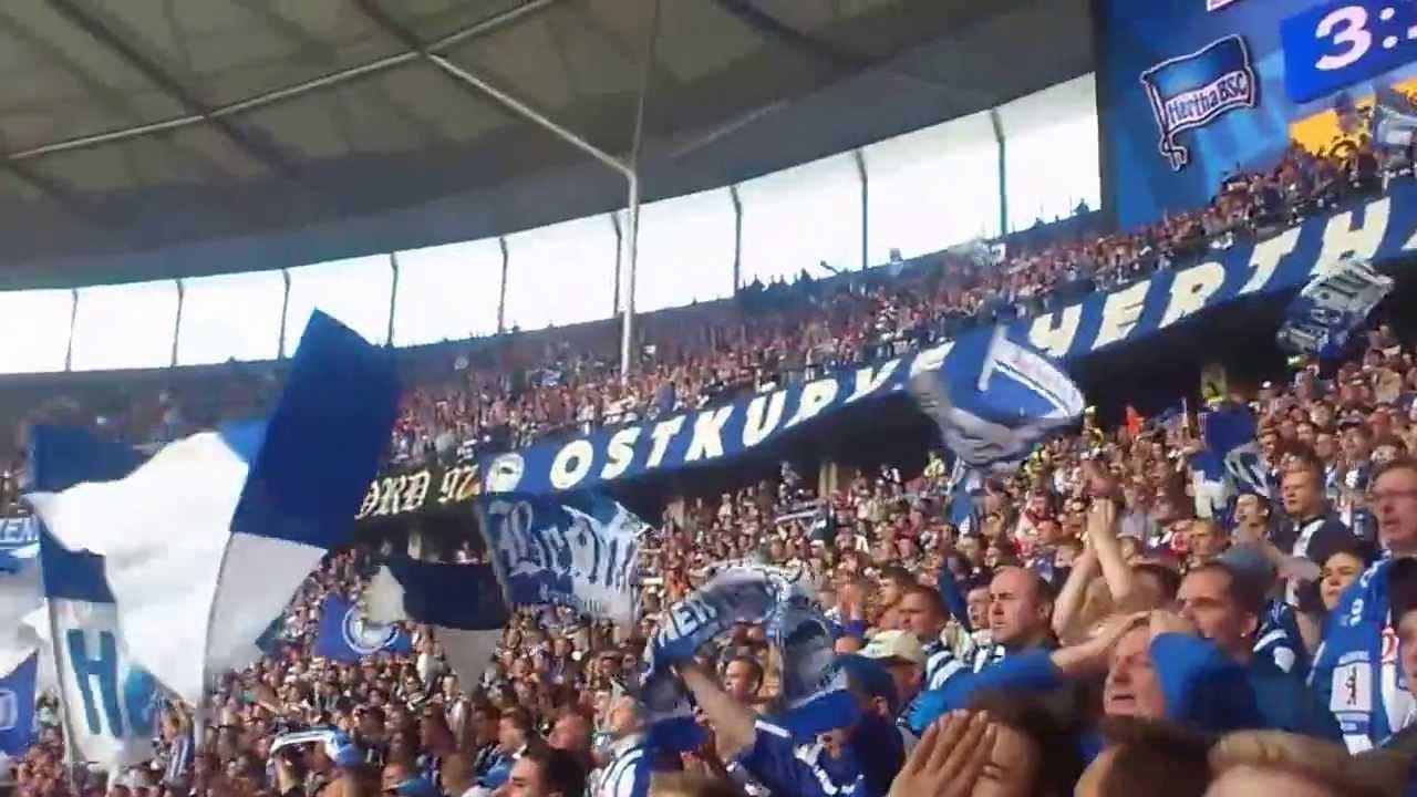 Ostkurve Hertha Bsc