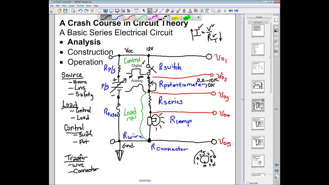 05 A Crash Course in Electronic Systems Design Basic Series 03 - YouTube