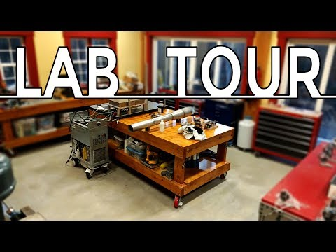Download Youtube: Timber Frame Laboratory   A Tour of Our Shop