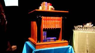 Revolving Bookcase -