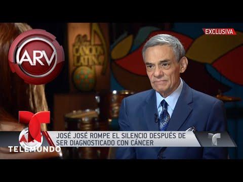 José José hizo reveladoras y conmovedoras confesiones | Al Rojo Vivo | Telemundo