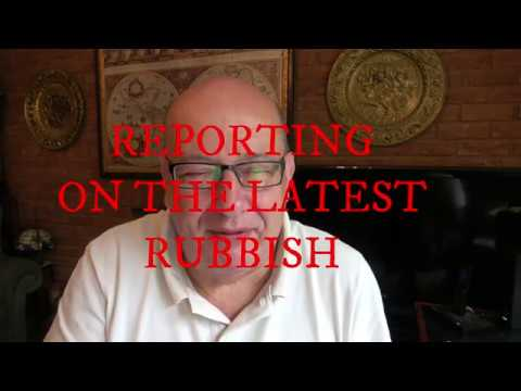JUST ME REPORTING ON MORE RUBBISH FROM THE MEDIA