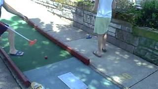 Bunny Hutch Mini Golf 8/9/2011 6