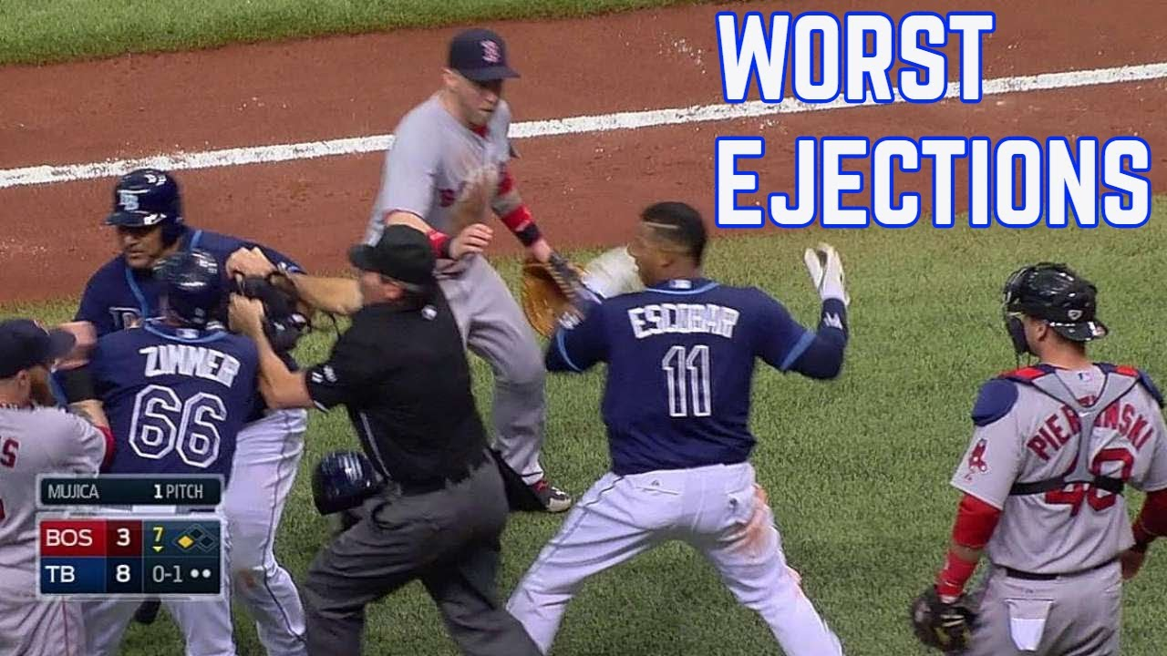 MLB | Worst Ejections