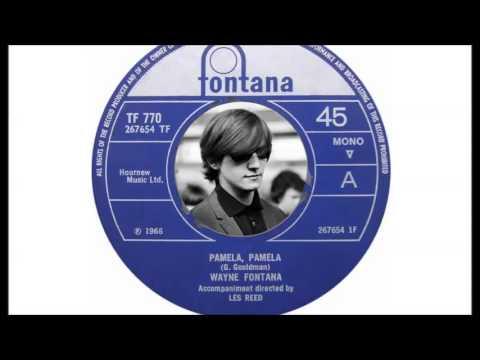 Wayne Fontana - Pamela Pamela  (1966)