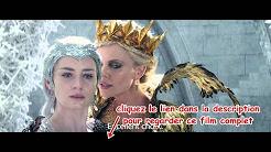 Le chasseur et la reine des glaces film complet en - La reine des glace streaming ...