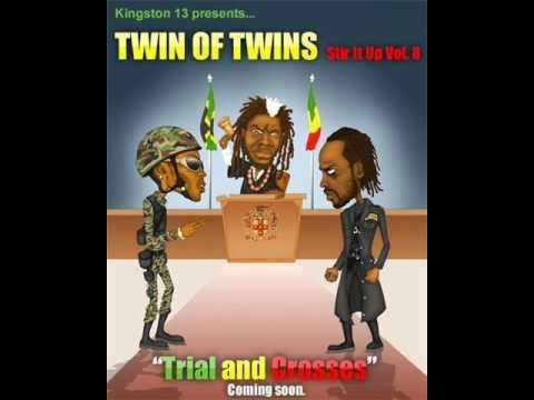 Twin Of Twins - Vybz Kartel Vs Mavado - Trial & Crosses - Stir It Up Vol 8 - Part 4