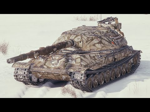 World Of Tanks Object 705A - 4 Kills 11,8K Damage