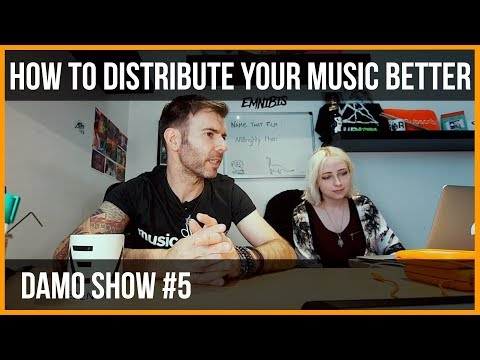 HOW CAN YOU DISTRIBUTE YOUR MUSIC BETTER? MUSIC DISTRIBUTION ADVICE