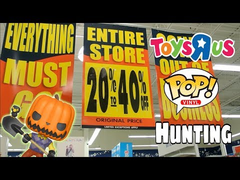 Funko Pop Hunting!! | Toys