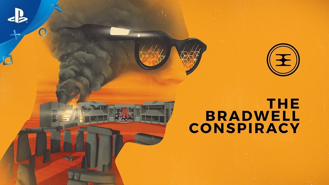 The Bradwell Conspiracy | Reveal Trailer | PS4