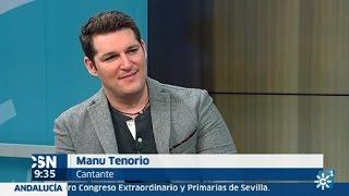 La entrevista del Buenos días | Manu Tenorio, cantante