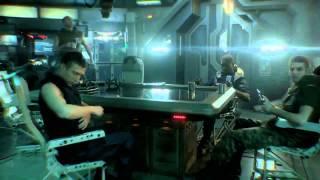 Трейлер Halo 4: Вступление корабля в строй [RusSub]