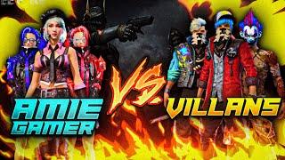 Amie Gamer VS Rocker Azar Gaming || Best of 5 || Clash Squad Friendly Match 🔥(Tamil)