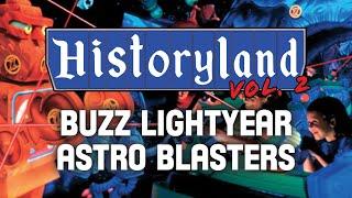 Historyland - Buzz Lightyear Astro Blasters