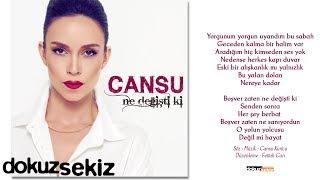 Cansu - Ne Değişti ki (Official Audio)