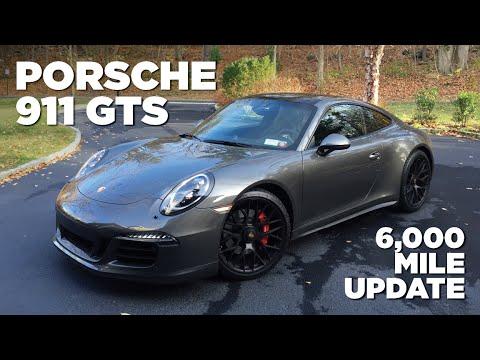 Porsche 911 GTS 6,000 Mile Update