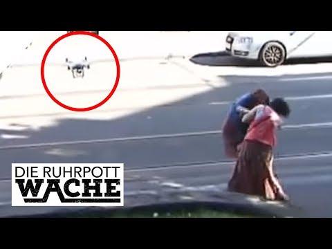 Der blutige Drohnenangriff - Von wem wird Andrea verfolgt? | Die Ruhrpottwache | SAT.1 TV