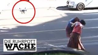 Der blutige Drohnenangriff - Von wem wird Andrea verfolgt?   Die Ruhrpottwache   SAT.1 TV