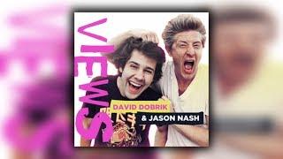 We Need to Raise $500,000 (Podcast #6)   VIEWS with David Dobrik and Jason Nash