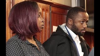 Maribe and Jowie back in court for plea in Monica's murder case