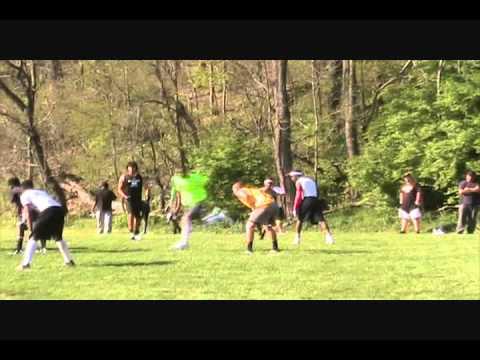 Sean Williams Imani Christian Academy 7 on 7 Highlights