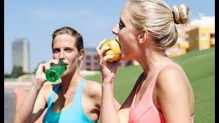 מה (באמת), כדאי לאכול לפני ואחרי פעילות גופנית