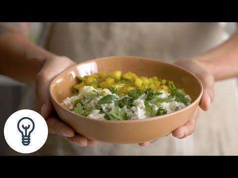 Padma Lakshmi's Yogurt Rice | Genius Recipes