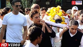 Akshay Kumar's Phir Hera Pheri Director Neeraj Vora's Funeral | FULL VIDEO | Prime Flashback | EPN