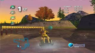 Nintendo Wii - JET SKI RACING (HD)