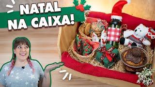 Natal Na Caixa Para Vender