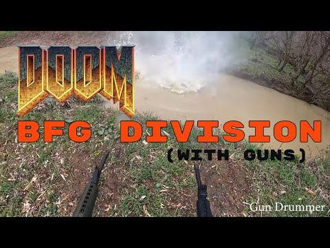 BFG Division, WITH GUNS  #DOOM #gundrummer #BFGDivision